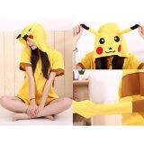 Pikachu summer onesie