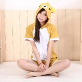 Teddy bear summer onesie