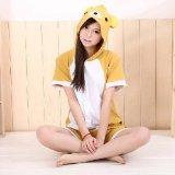 Teddy bear summer onesie