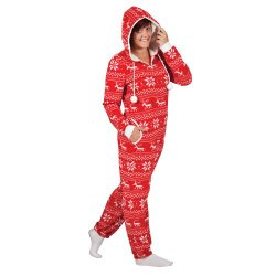 Red Christmas Onesie