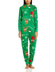 christamas-onesie-green