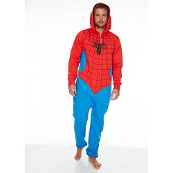 spiderman-onesie