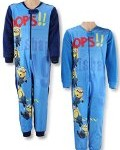 childrens minion onesie