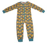 kids minion onesie